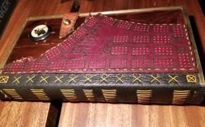 Making My Cribbage Journal